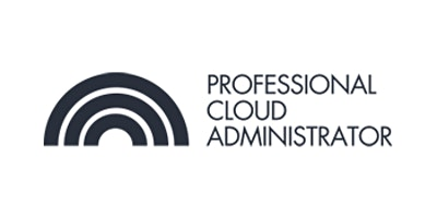 CCC-Professional Cloud Administrator(PCA) 3 Days Virtual Live Training in Helsinki