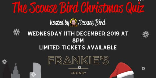 The Scouse Bird Christmas Quiz