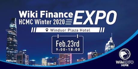 Wiki Finance EXPO HCMC  Winter 2020 tickets