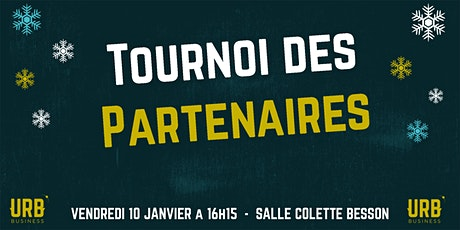 Tournoi  URB Business billets