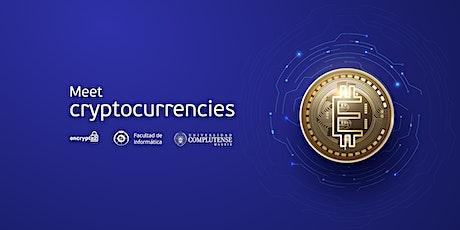 Meet cryptocurrencies — encrypta2 — Facultad de Ciencias Físicas de la Universidad Complutense de Madrid entradas