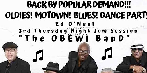 CONYERS -  3rd THURSDAY Night LIVE BLUES JAM Session & Open Mic!