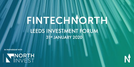 FinTech North Investment Forum tickets