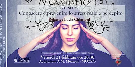 No stress! biglietti