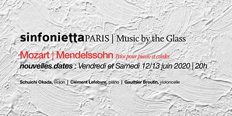 ⟪Music by the Glass⟫ fin de saison! Samedi 13 juin 2020 | 20h00 tickets