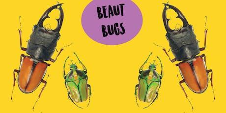 Beaut Bugs - Art Class For Older Kids tickets