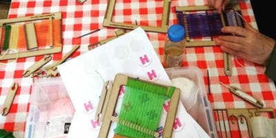 Volunteering Weaving Workshop with Toni Buckby