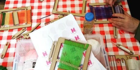Volunteering Weaving Workshop with Toni Buckby tickets