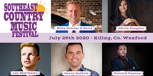 SOUTHEAST COUNTRY MUSIC FESTIVAL 2020