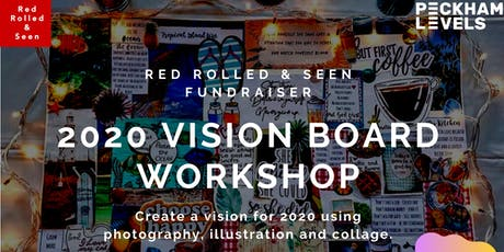 New Year Vision Board Workshop tickets