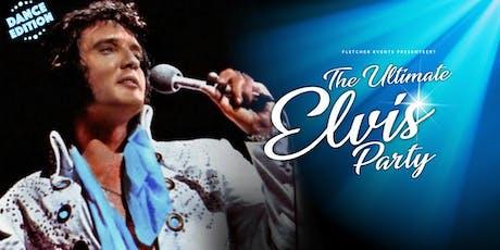 The Ultimate Elvis Party in Nieuwegein (Utrecht) 14-03-2020 tickets