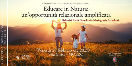 Educare in natura tickets