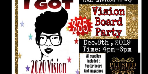 """Vision 2020 "" Board Party with the Dolls"