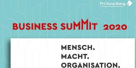 Business Summit 2020 Tickets