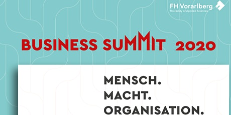 Business Summit 2020 Tickets