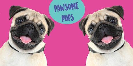 Pawsome Pups- Kids Art Class tickets