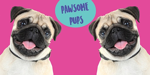 Pawsome Pups- Kids Art Class