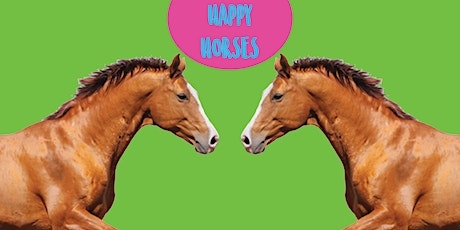 Happy Horses - Family Art Class tickets