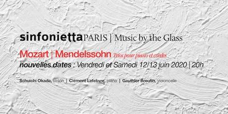 ⟪Music by the Glass⟫ fin de saison! Vendredi, 12 juin 2020 | 20H00 tickets
