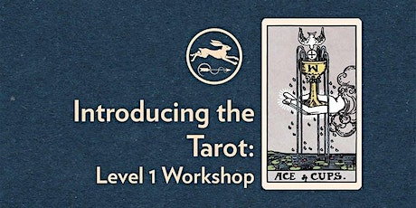 Introduction to the Tarot: Course Level 1 tickets