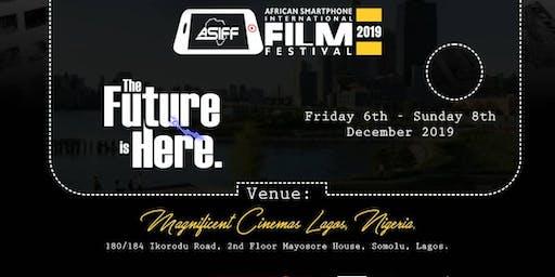 3RD edition Of African Smartphone International Film Festival