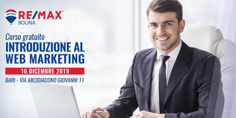 "Corso gratuito ""Introduzione al web marketing"" tickets"