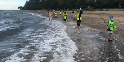 School Holiday Fishing Lesson - Shorncliffe