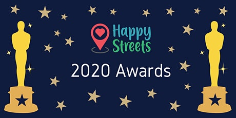 Happy Streets Awards 2020 tickets