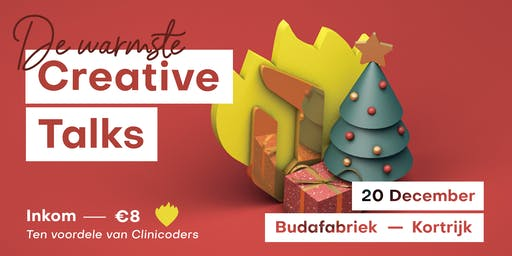 De Warmste Creative Talks