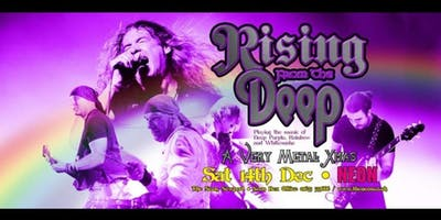 Rising From The Deep / A VERY Metal Xmas!