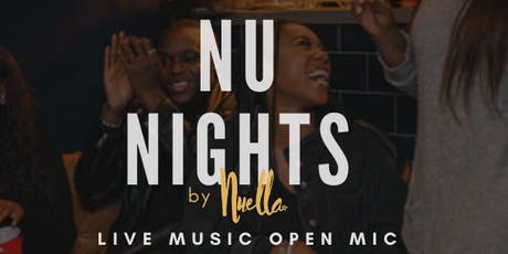 NU NIGHTS Christmas Open Mic tickets