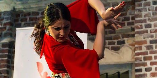 Flamenco at Duende / Argiro