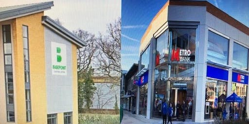 Metro Bank & Basepoint Crawley - Joint Networking Event