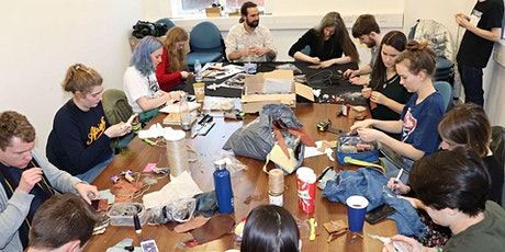 Recreating Neolithic jewelry and associated tools. tickets