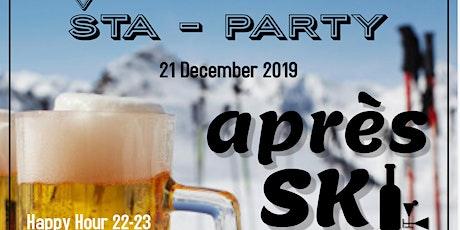 Šta-Party Apres Ski biglietti