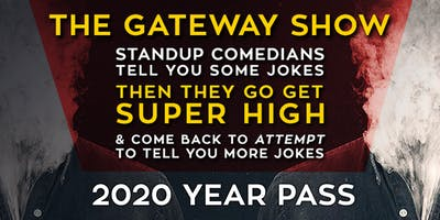 The Gateway Show - Bellingham - 2020 Pass