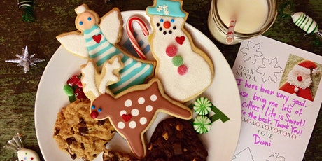Cookies for Santa Cookie Decorating Workshop for Kids and Adults tickets