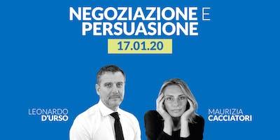 Negoziazione e Persuasione