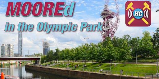 MOORE'd in Queen Elizabeth Olympic Park - West Ham v Arsenal