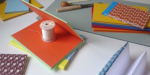 Bookbinding with Megan Stallworthy
