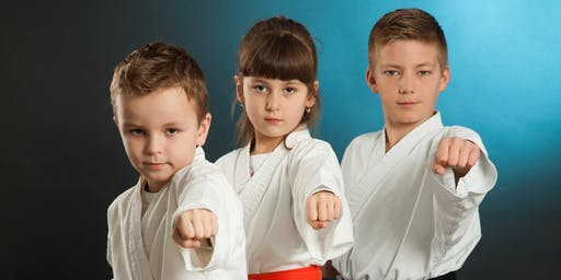 Open House - Kids Martial Arts (7-10yrs)