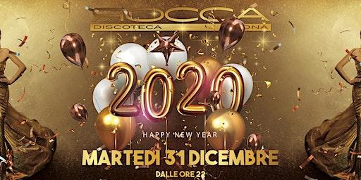 Capodanno 2020 - La Rocca Gold - Arona
