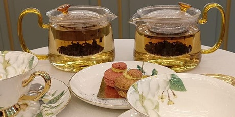 Thé tasting | Chez Janet tickets