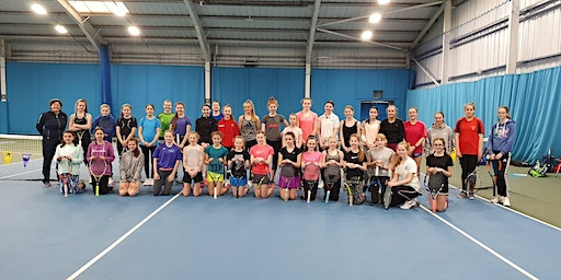Girls Doubles Clinic and Team Challenge