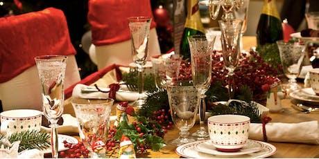 Italian Christmas Dinner at Cucinato Studio (2ND DATE)  tickets
