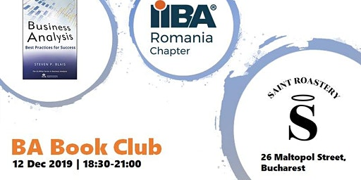 BA Book Club #1