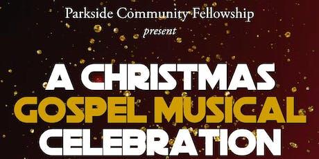A Gospel Christmas Musical Celebration tickets