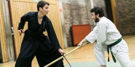 Internationaler Jutaijutsu-Workshop  Tickets