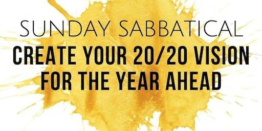 Sunday Sabbatical