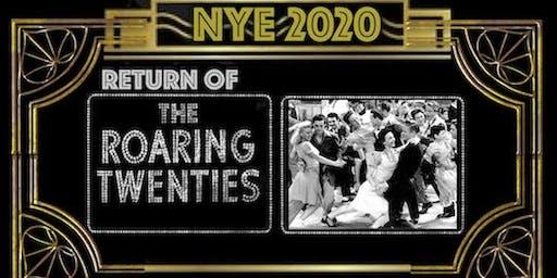 New Year's Eve International Gala: Return of the Roaring 20s